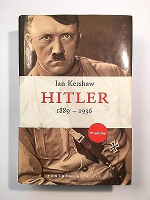 Hitler. 1889-1936: Ian Kershaw