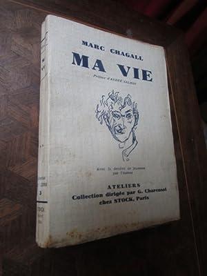 Ma Vie Traduit du russe par Bella: CHAGALL Marc