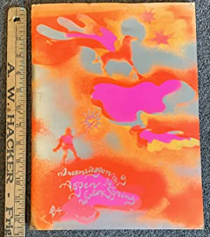Aspen Magazine, No. 9; Winter/spring 1971 Dream: MacLise, Angus and