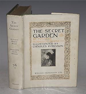 The Secret Garden. Illustrated by Charles Robinson.: BURNETT, FRANCES HODGSON;