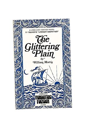 The Glittering Plain by William Morris (1st) Signed by Doug Menville