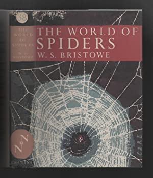 The World of the Spiders (New Naturalist: Bristowe, WS
