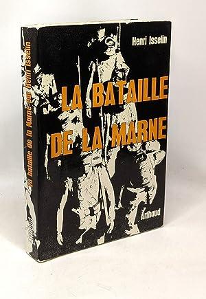 La bataille de la Marne: Isselin Henri