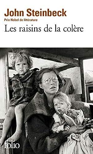 Image du vendeur pour Raisins de La Colere (Folio) (French Edition) mis en vente par My Books Store