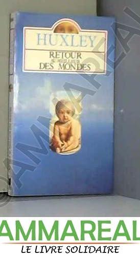 Image du vendeur pour Retour au Meilleur des mondes (Presses pocket) mis en vente par Ammareal