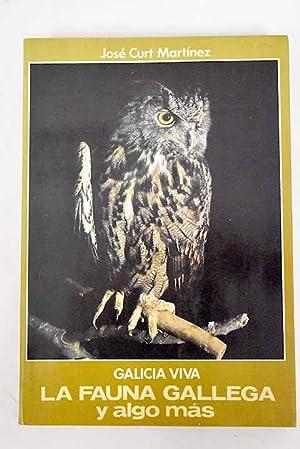 Galicia viva: Curt Martínez, José