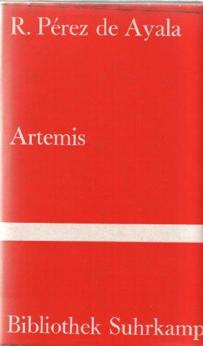 Artemis-Zwei Novelle: Ramón, Pérez de