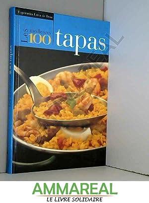 Les meilleures 100 tapas: Esperanza Luca de