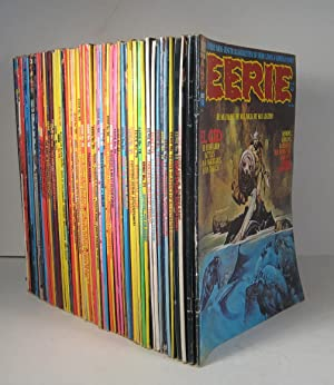 Eerie. 60 Issues. June 1975 - January 1983