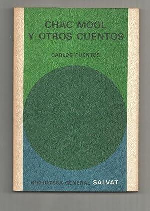 Biblioteca General Salvat numero 96: Chac Mool: Carlos Fuentes
