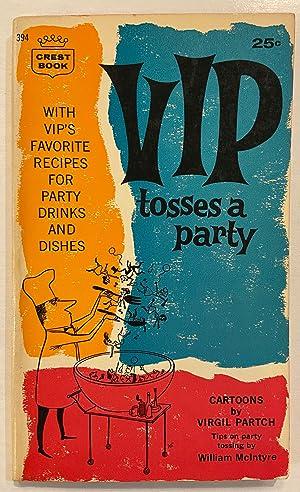 VIP Tosses a Party: PARTCH, Virgil