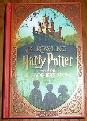 Bild des Verkäufers für Harry Potter and the Philosopher's Stone: MinaLima Edition (Signed by the Illustrators) zum Verkauf von Alpha 2 Omega Books BA