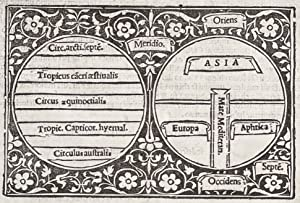 Map of the World published 1508
