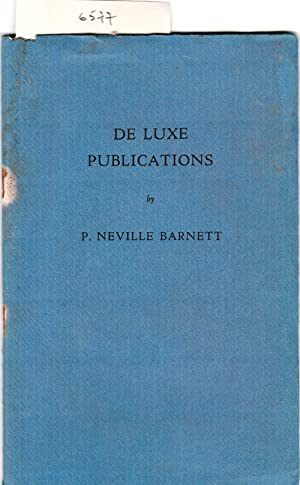 De Luxe Publications