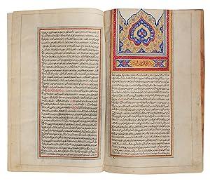 Bild des Verkäufers für Al-Fath al-Wahbi 'ala Tarikh Abi Nasr al-Utbi. zum Verkauf von Shapero Rare Books