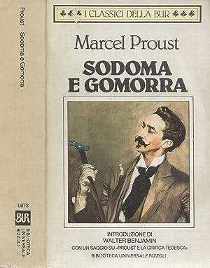 Sodoma e gomorra: Marcel Proust