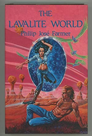 The Lavalite World by Philip Jose Farmer Signed Limited Signed
