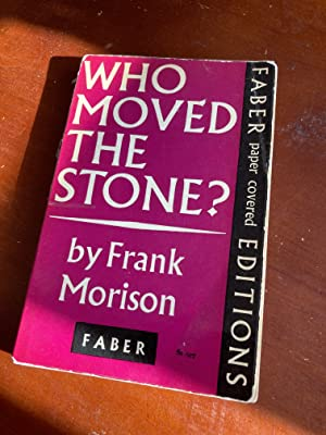 Seller image for Who Moved the Stone? for sale by Barma's Books