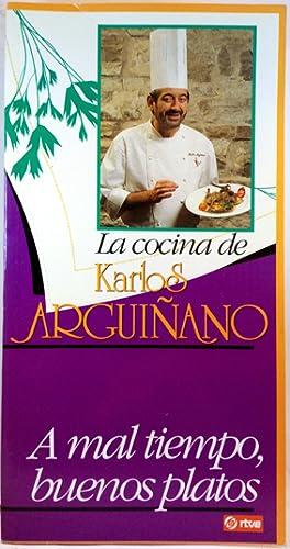 La Cocina De Karlos Arguiñano, 3. A: Arguiñano, Karlos