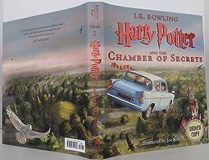 Bild des Verkäufers für Harry Potter and the Chamber of Secrets zum Verkauf von Bookbid