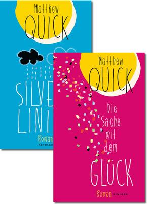 Buchpaket: Matthew Quick - Silver Linings &: Matthew Quick