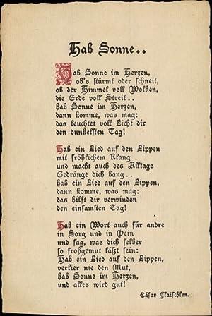Mut gedichte Hölderlin, Friedrich,