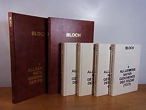 Allgemeine Naturgeschichte der Fische. Complete in 6: Bloch, Marcus Élieser: