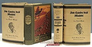 Im Lande des Mahdi. Reiseerzählung. 3 Bände.: May, Karl.