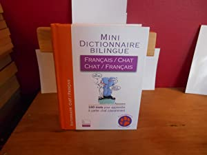 Mini-dictionnaire bilingue français-chat/chat-français