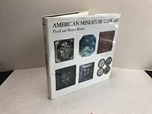 American Miniature Case Art ( signed by both )