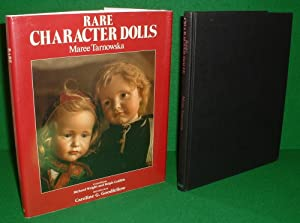 RARE CHARACTER DOLLS (SIGNED COPY)