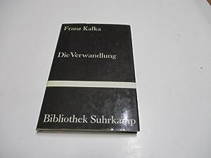 Die Verwandlung.: Kafka, Franz
