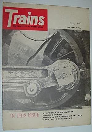 Trains - The Magazine of Railroading: June 1966 - Dr. Gakuo and His Garratts