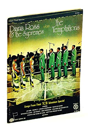 Diana Ross and the Supremes Join the Temptations - Songs From Their TCB Television Special
