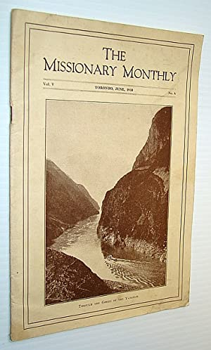The Missionary Monthly, June, 1930, Vol. V, No. 6 - Dr. Strangway in Africa