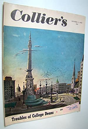 Collier's, The National Weekly Magazine, October 1,: Alexander, Holmes; Clark,