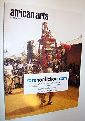 African Arts Journal, Spring 1998
