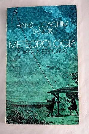 Meteorología: Tanck, Hans-Joachim