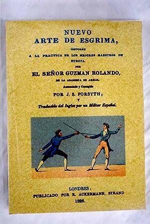 Imagen del vendedor de Nuevo arte de esgrima, conforme a la práctica de los mejores maestros de Europa a la venta por Alcaná Libros