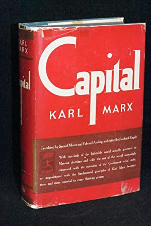 Capital; A Critique of Political Economy; The Process of Capitalist Production Translated from th...