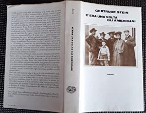 C'era una volta gli Americani: Gertrude Stein