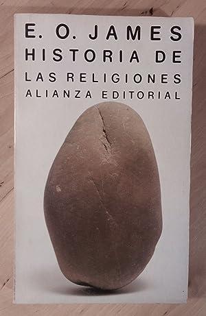 Historia de las religiones: James, Edwin Oliver