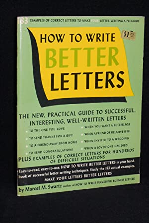 How to Write Better Letters