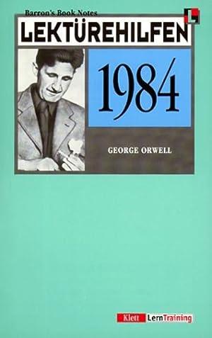 Lektürehilfen George Orwell '1984': Reed, Kit and