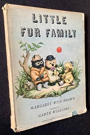 Little Fur Family: Margaret Wise Brown
