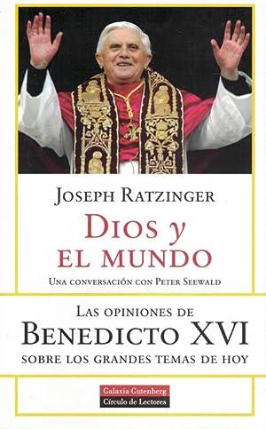 Imagen del vendedor de DIOS Y EL MUNDO. UNA CONVERSACION CON PETER SEEWALD a la venta por Asilo del libro