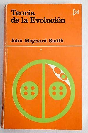 Teoría de la evolución: Maynard Smith, John