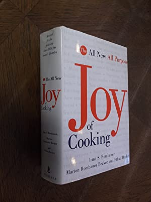 The All New All Purpose: Joy of: Rombauer, Irma S.;