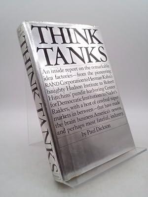 Think Tanks: Paul Dickson