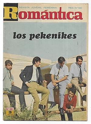 Romantica revista juvenil Femenina Nº292 Los Pekenikes